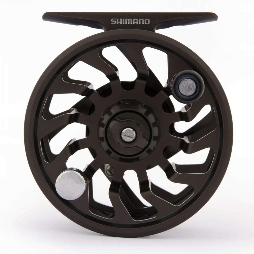 SHIMANO Asquith 7/8, Fliegenrolle